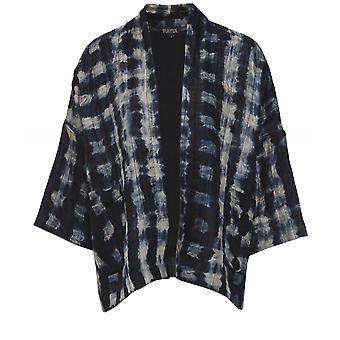 Yavi Silk Tie-Dye Jacket