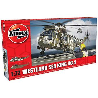 Airfix A04056 Scară Westland Marea King HC.4 1:72 Model Kit