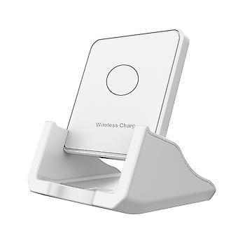 10W qi trådløs lader hurtiglading desktop telefonholder for qi-aktivert smarttelefon for iphone 11 for Samsung Galaxy note 10 + xiaomi mi 9