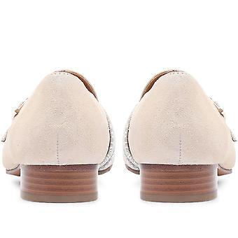 Regarde Le Ciel Womens Ladies Leather Loafer