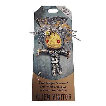Watchover Voodoo Dolls Alien Visitor Voodoo Keyring