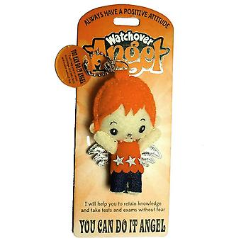 Watchover Angels You Can Do It Angel Keyring