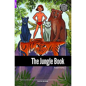 The Jungle Book - Foxton Reader Level-2 (600 Headwords A2/B1) with fr