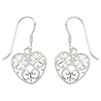 E-11774 - Women's earring - silver sterling 925