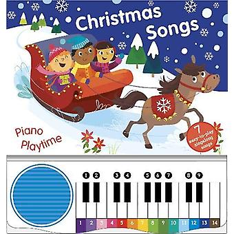Piano Playtime - Christmas Songs by Sam Meredith - 9781784681890 Book