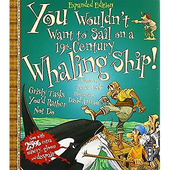 You Wouldn't Want To Sail On A 19th-Century Whaling Ship! by Peter Co