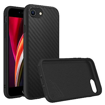 Rhinoshield SolidSuit slim protective carbon case for Apple iPhone 7/8 – Black