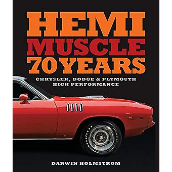 Hemi Muscle 70 Years - Chrysler - Dodge & Plymouth High Performanc