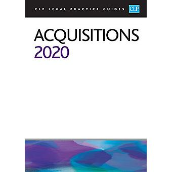 Acquisitions 2020 by The University of Law - 9781913226237 Book