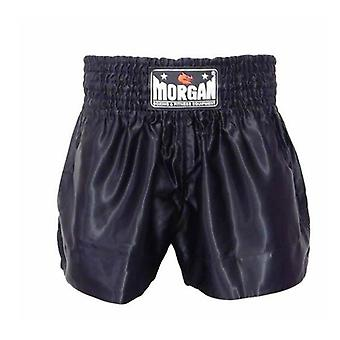 Morgan Muay Thai Shorts Black