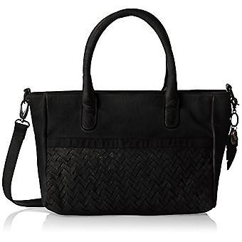 Legend Black Woman handbag (Black (schwarz 1)) 9x24x31 cm (B x H x T)