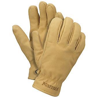 Marmot Tan Basic Work Glove