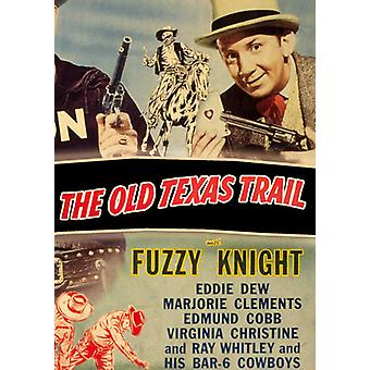 Oude Texas Trail [DVD] USA import