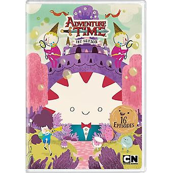 Adventure Time: The Suitor [DVD] USA import