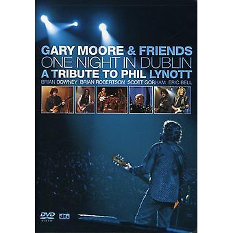Gary Moore - una noche en Dublín tributo a la importación de los E.e.u.u. de Phil Lynott [DVD]