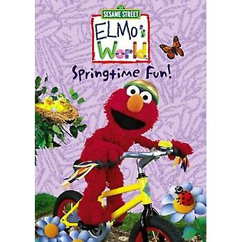 Springtime Fun [DVD] USA import