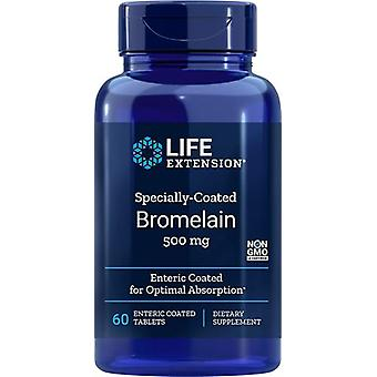Life Extension Specially-Coated bromelina 500 mg