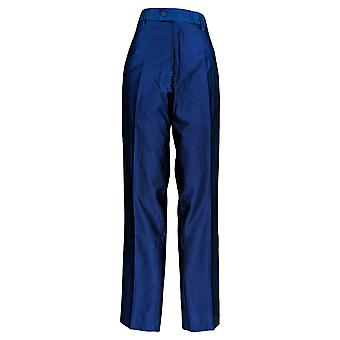 Stacy Adams Men's Cordoroys Pants Casual Dark Blue