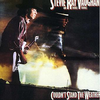 Stevie Ray Vaughan & Double Trouble - Couldn't Stand the Weather [CD] USA import