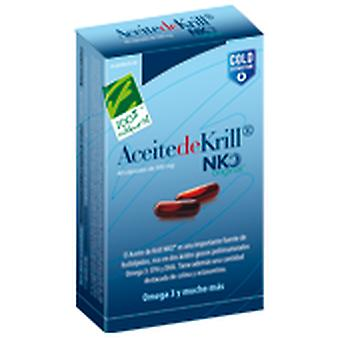 100% Natural Aceite de Krill Pearls