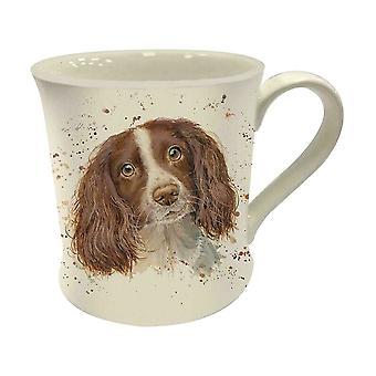 Bree Merryn Sky the Spaniel Mug