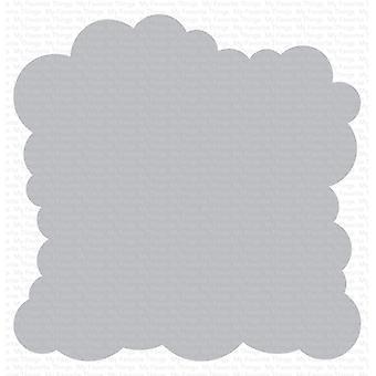 Mis cosas favoritas Stencil Cloud