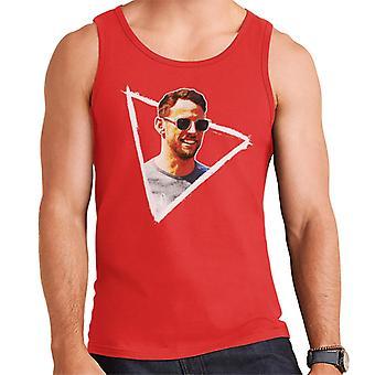 Motorsport Images Jenson Button Sunglasses Monaco GP 2017 Men's Vest