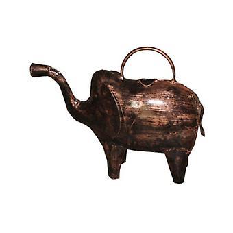 Iron Elephant Watering