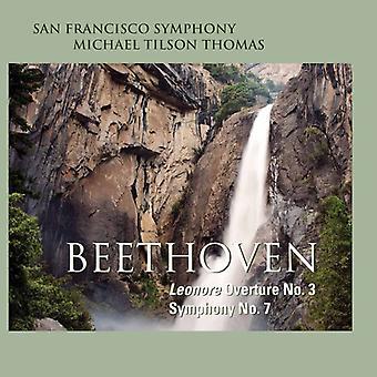 L.V. Beethoven - Beethoven: Symphony No. 7; Leonore Overture No. 3 [SACD] USA import