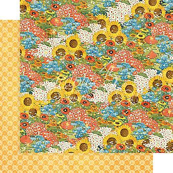 Grafisch 45 Blossom Bright 12x12 Inch Paper Pack
