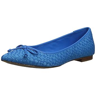 Marc Fisher Womens Apala Pointed Toe Ballet Flats
