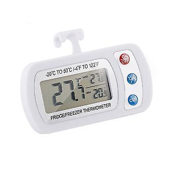 Køleskab Digital termometer vandtæt hvid
