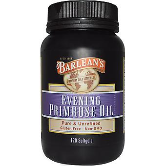 Barlean's, Evening Primrose Oil, 120 Softgels