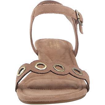 Koolaburra by UGG Women's Leira Heeled Sandal, amphora, 10 B US