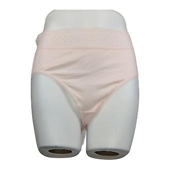 Wacoal Plus Slipje Subtiele Schoonheid Hi-Cut Kort licht roze A373348