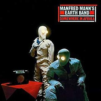 Manfred Mann's Earth Band - Somewhere in Afrika [CD] USA import
