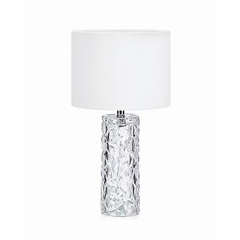 Markslojd MADAME - 1 lys innendørs bordlampe klar med sylindrisk skygge, E27