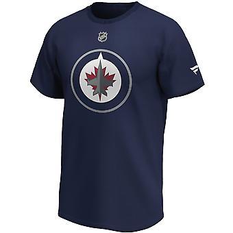 חולצת NHL של וויניפג ג'טס #29 פטריק ליין