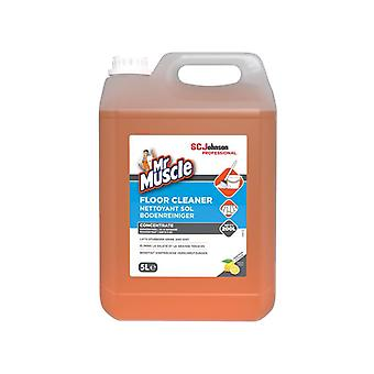 SC Johnson Professional Mr Muscle® Floor Cleaner 5 litre 688173