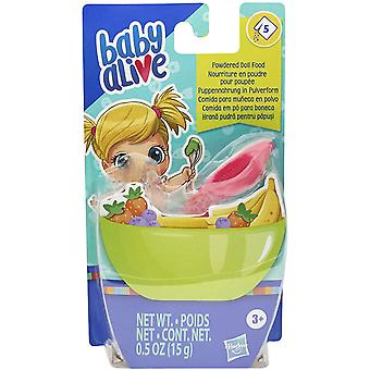 Baby Alive Powdered Doll Food Toy