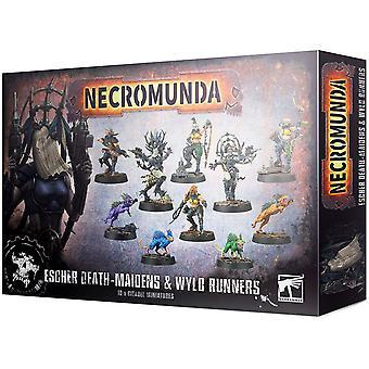 Taller de Juegos - Necromunda: Escher Death Maidens & Wyld Runners