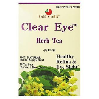 Health King Clear Eye Tea, 20bg