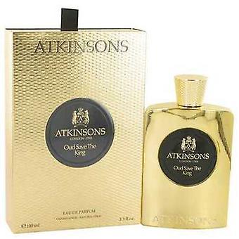 Oud Save King By Atkinsons Eau De Parfüm Sprey 3.3 Oz (erkek) V728-529910