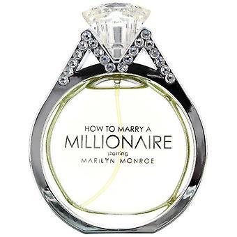 Marilyn Monroe How to Marry A Millionaire Eau de Parfum Spray 100ml