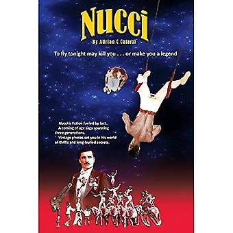 Nucci: 13e Flyer in geschiedenis om een triple somersault te doen