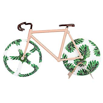 Doiy el fixie patrón cortador de pizza - tropical