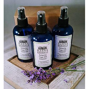 Relaxing Yoga Mat Cleanser Lavender Essential