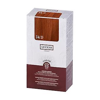 Color lucens 7.40 - copper 135 ml