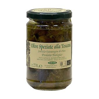 Tuscan Spiced Olives 270 g