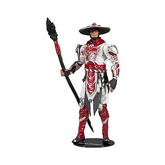 Mortal Kombat Bloody Raiden Action Figure